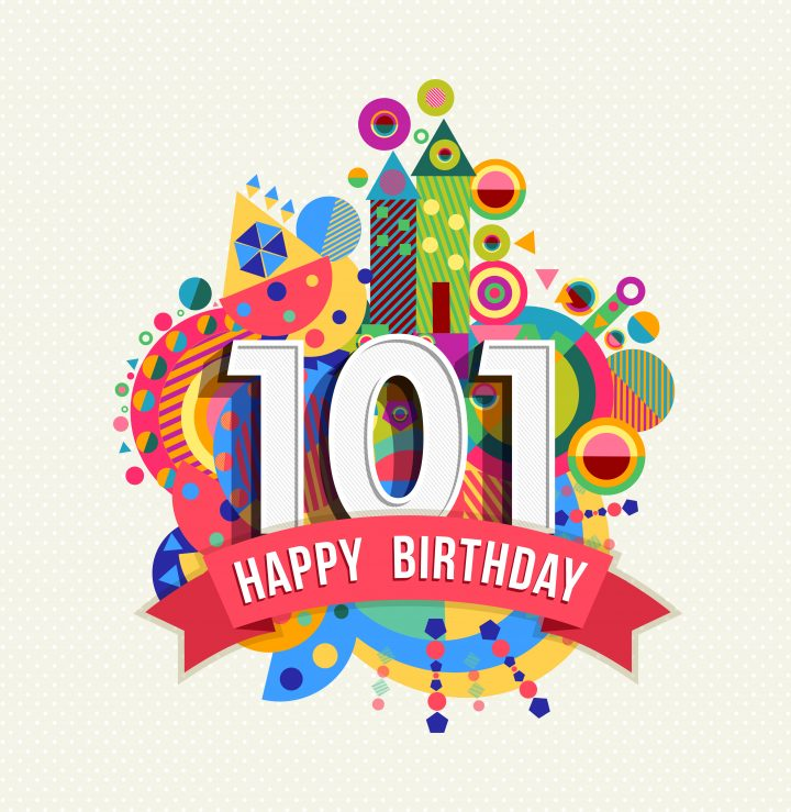 Our Oldest Member Turns 101