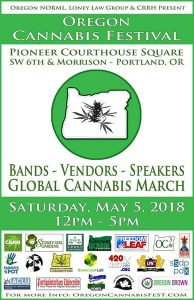 Oregon Cannibis Festival