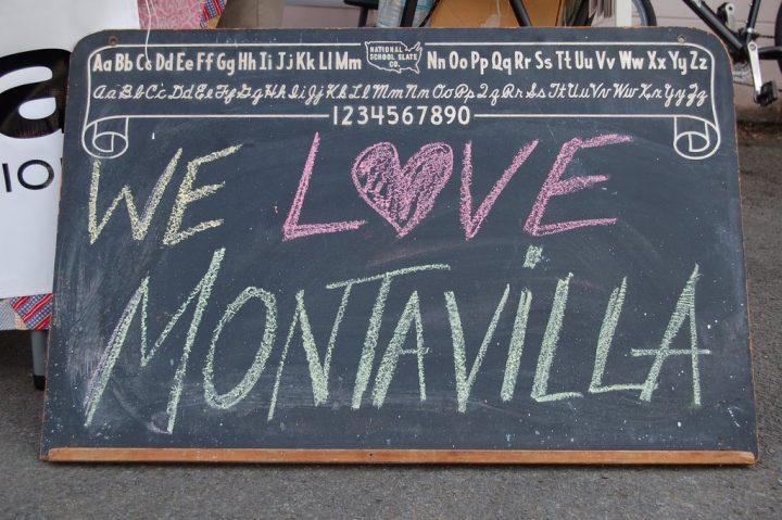 The Montavilla Neighborhood