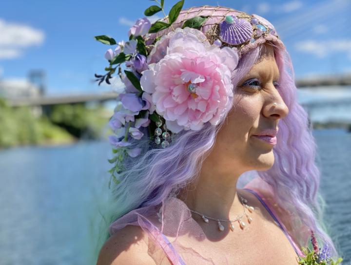 Embracing Your Inner Mermaid
