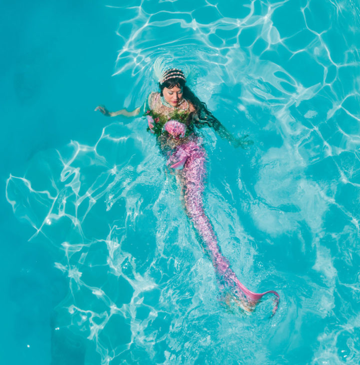 Getting to Know Una the Mermaid
